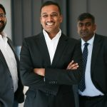 Featured image (left to right): Fo-Sho founding teamMithun Kalan, Avi Naidoo, and Siva Moodley (Supplied)