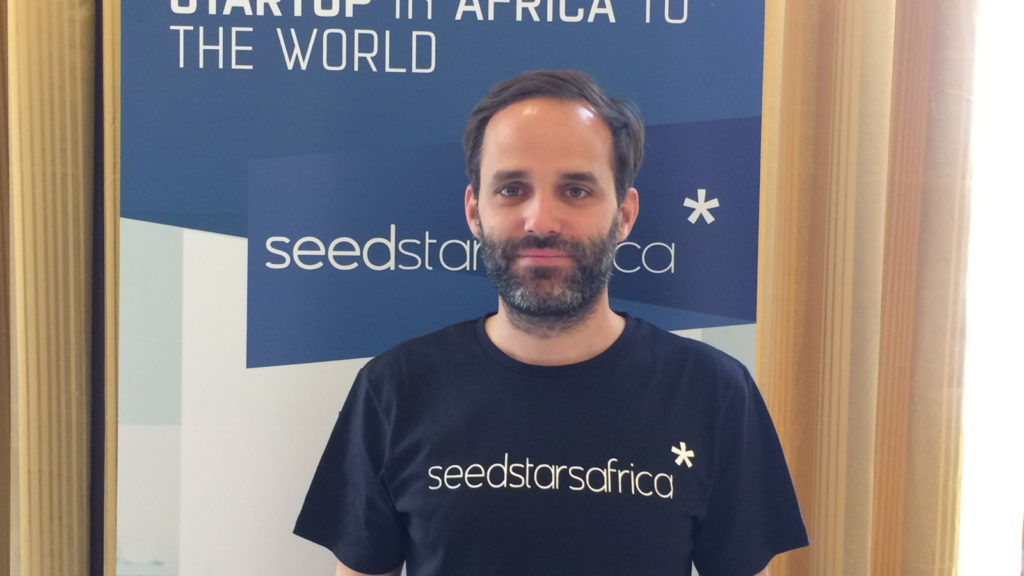 Featured image: Seedstars co-founder Michael Weber