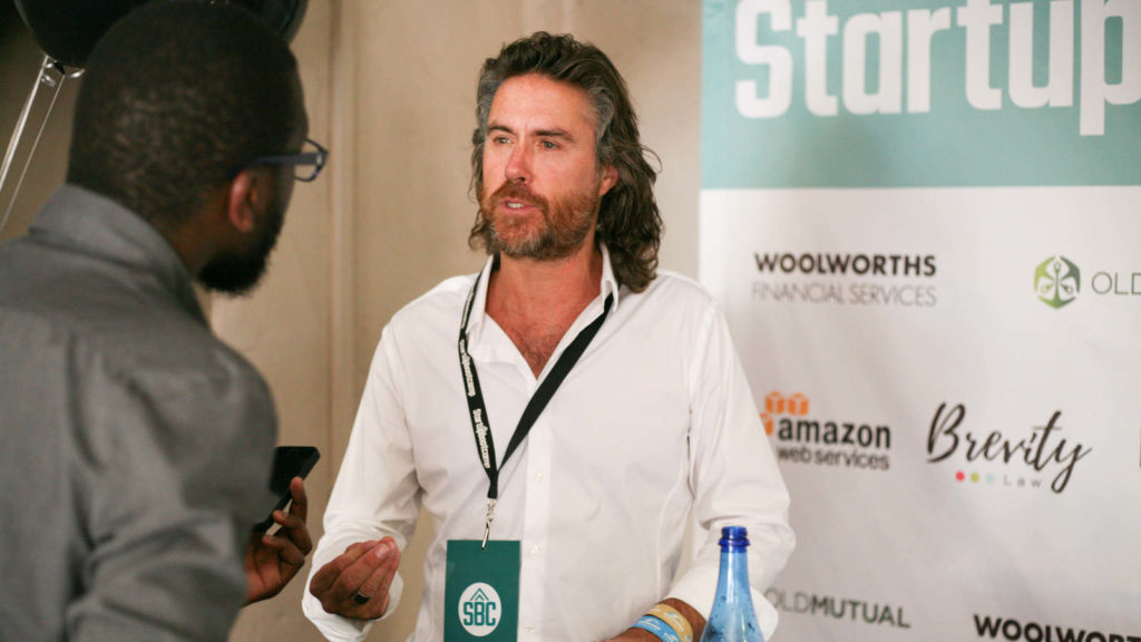 Featured image: Startupbootcamp co-founder, serial entrepreneur and angel investor Patrick de Zeeuw