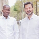 Featured image: Partech Africa general partners Tidjane Dème and Cyril Collon (Supplied)