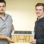 Featured image: Akili Labs founders (from left to right) Lucas Lotter and Charles Faul (Supplied)
