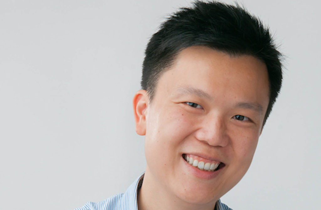 Featured image: MEST managing director Aaron Fu (Supplied)