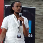 Featured image: Africa's Talking CEO Sam Gikandi (Africa's Talking via Twitter)