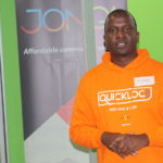 Quickloc8 CEO and founder Mbavhalelo Mabogo
