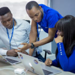 Featured image: Andela software developers in training (Supplied)