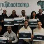 Featured image: SBC AfriTech 2018 cohort (Supplied by The Loudhailer)