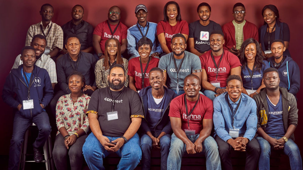 Featured image: Itanna Team, first cohort and partners (Supplied)