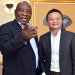 Featured image: President Cyril Ramaphosa receiving a courtesy call from Mr Jack Ma, founder of the Alibaba Group (GovernmentZA via Flickr)