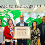 Featured image: Representatives of MIT Legatum Centre, and Mastercard Foundation (Supplied)
