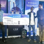 Featured image: Agro Supply team accepting their prize at Seedstars Kigali last week (Joshua Akandanaho via Twitter)
