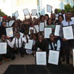 Featured: MEST's 2018 cohort of entrepreneurs in training (Supplied)