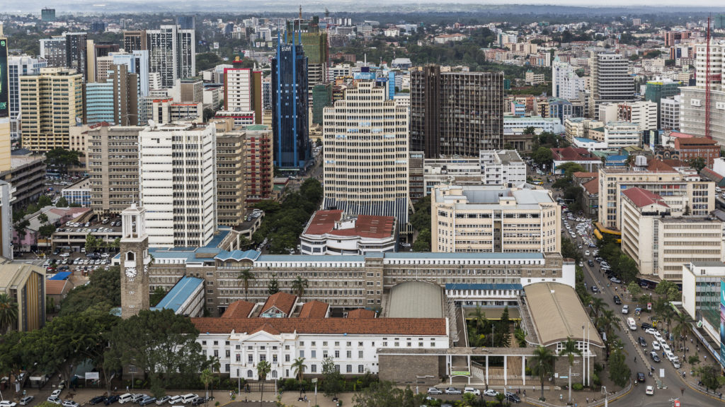 Featured image: View of Nairobi, Kenya taken on 23 April 2015 (Ninara via Flickr, CC BY 2.0)