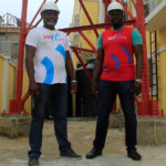 Featured image (left to right): Tizeti co-founders COO Ifeanyi Okonkwo and CEO Kendall Ananyi (Supplied)