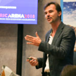 Featured image: AfricArena CEO Christophe Viarnaud (Supplied)