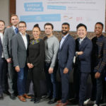 Featured image: Airbus BizLab, Make-IT in Africa, MEST and Innocircle representatives (Supplied)