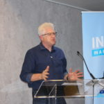 Featured image: Western Cape Minister for Economic Opportunities Alan Winde speaking at the launch of the international investor confidence campaing in Cape Town on 4 October