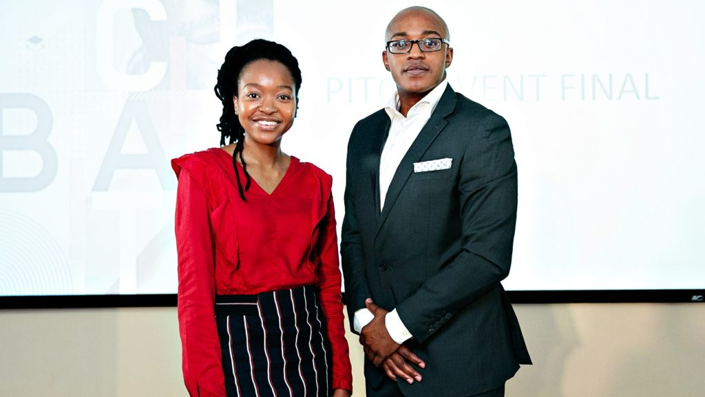 SuppliedFeatured image: Akiba Digital co-founders Tebogo Mokwena (left) and Kamogelo Kekana (right) (Supplied)