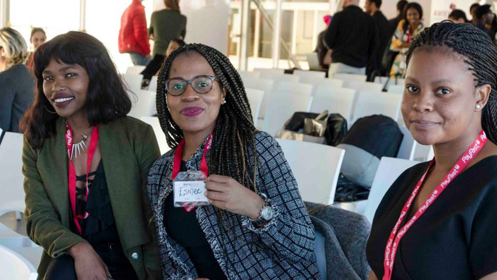 Featured image: Attendants at a Startup Grind Cape Town event in Cape Town on 4 October ( Startup Grind Cape Town via Facebook)