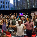 Featured image: Members of the audience at last week's Startup Grind Cape Town event (Startup Grind Cape Town via Facebook)