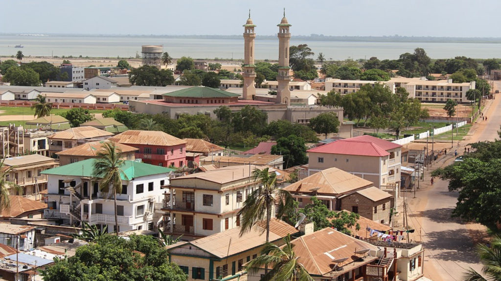 Featured image: Banjul cityscape ( IsaacTuray via Pixabay)