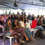 Featured image: Members of the audience at a Startup Grind Cape Town event last month (Startup Grind Cape Town via Facebook