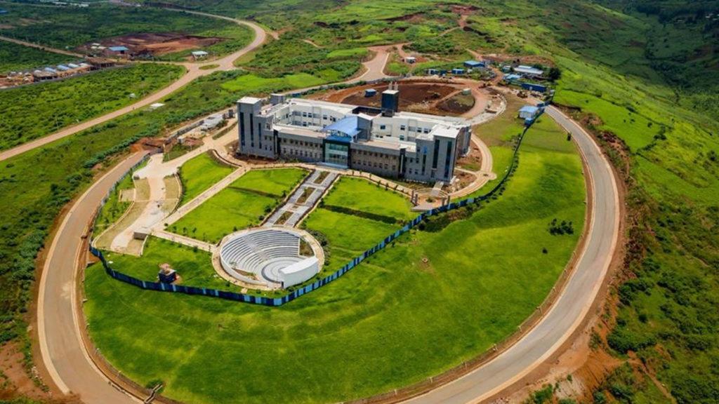 Featured image: Part of Kigali Innovation City (Povo News via Facebook)