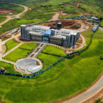 Featured image: Part of Kigali Innovation City (Povo News via Facebook)