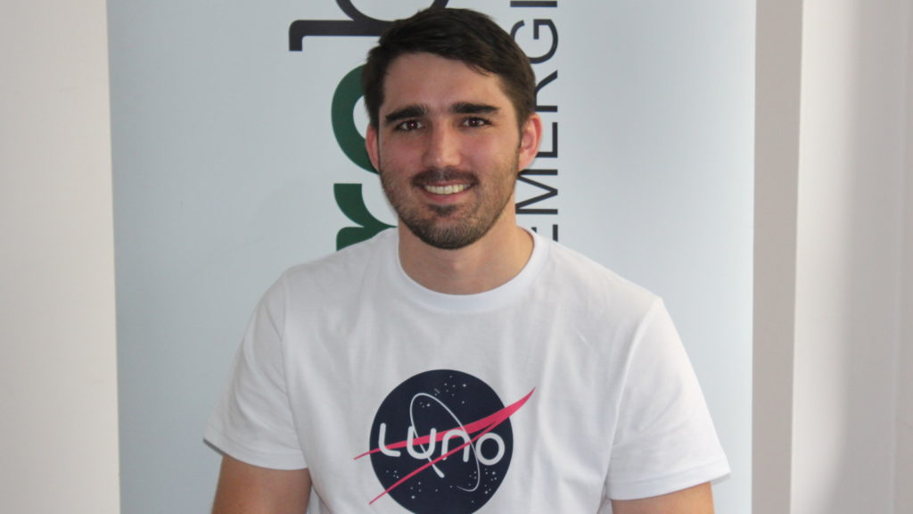 Featured image: Marius Reitz Luno country manager for South Africa