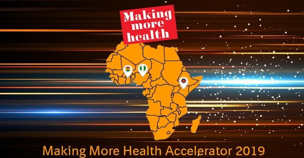Featured image: Making More Health via LinkedIn