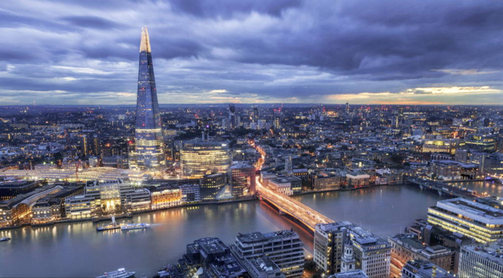 Featured image: City skyline and the Thames, London, Greater London from DCMS blog
