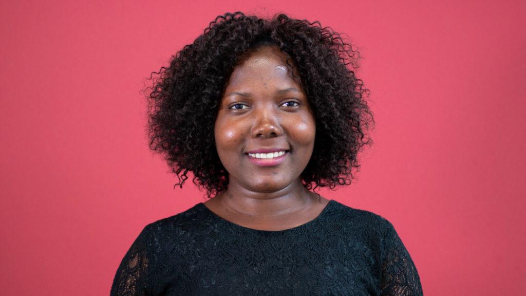Featured image: Uganics founder Joan Nalugeba (Supplied)
