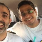 Featured image, left to right: VALR co-founders CEO Farzam Ehsani and CPO Badi Sudhakaran (VALR via Twitter)