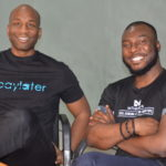 Featured image, left to right: OneFi founder and CEO Chijioke Dozie and former Amplify co-founder and CTO, OneFi product manager Maxwell Obi