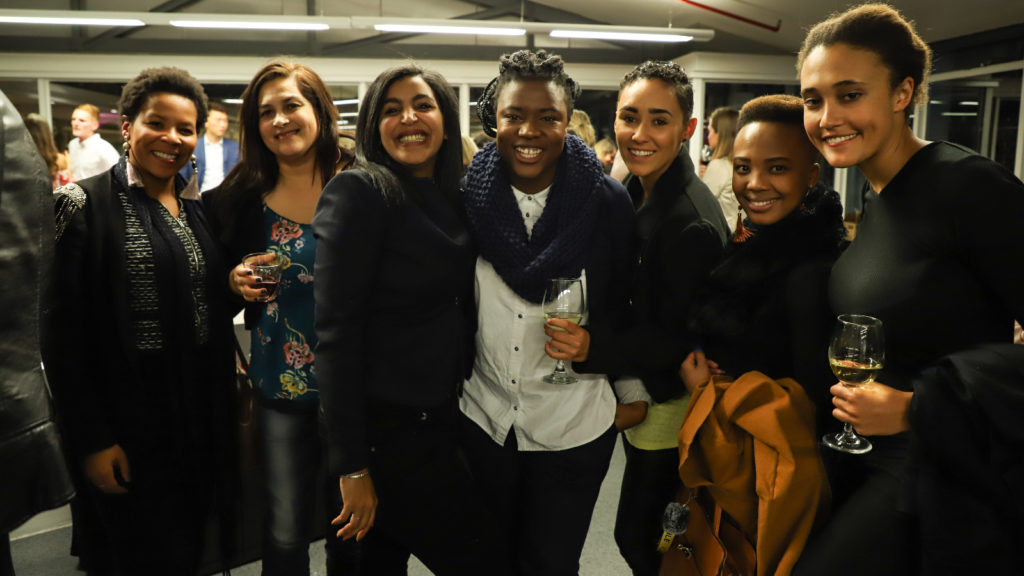 Featured image: Female entrepreneurs at a Future Females event (Supplied)