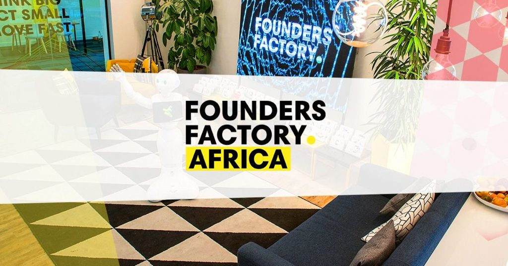 Featured image: Founders Factory via Twitter