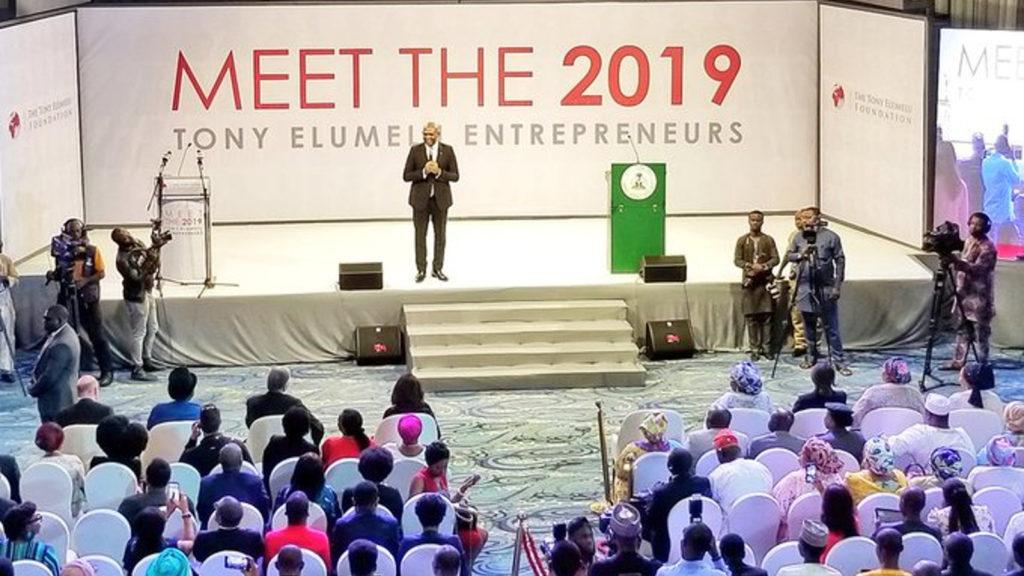 Featured image: Tony Elumelu FDN via Twitter