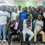 Featured image: Some of the members of FbStarts inaugural cohort (Supplied)