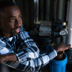 Featured image: Kusini Water founder Murendi Mafumo (Supplied)