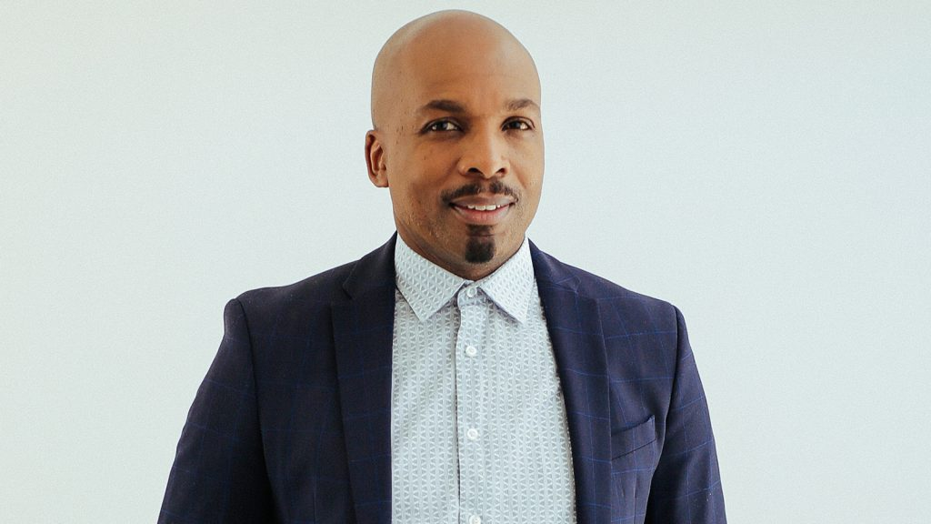 Featured image: GEM Media Group founder and Digital Procurement & Funding Tour host Lebo Gunguluza (Supplied)