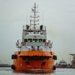 Featured image:An MVXchange vessel, ENL Superior AHT (Anchor Handling Tug) sailing-off to Otakikpo field, offshore Nigeria for a spot charter (MVXchange via LinkedIn)