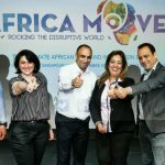 Featured image: Delegates at an Africa Moves event last month (Africa Moves via Facebook)