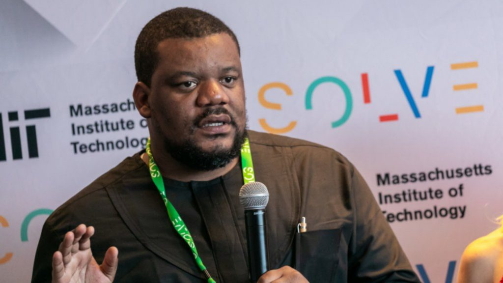 Featured image: 2018 MIT Solver Class participant ColdHubs CEO Nnaemeka Ikegwuonu (MIT Solve)