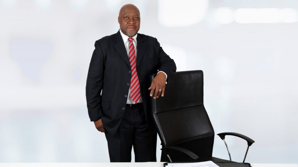 Featured image: Business Partners executive general manager David Morobe