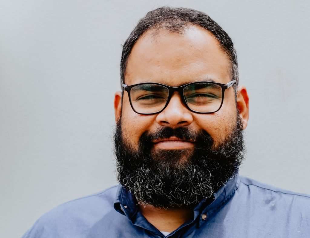 Featured image: MEST Africa's new managing director Ashwin Ravinchandran