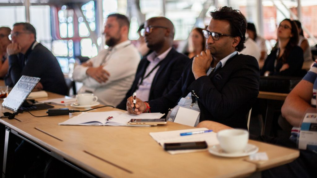 Featured image: Delegates pictured at the Africa Early Stage Investor Summit 2018 held in Cape Town in November last year. (Robert Cable)