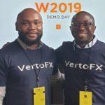 Featured image: VertoFX foundersAnthony Oduwole and Ola Oyetayo (Twitter)