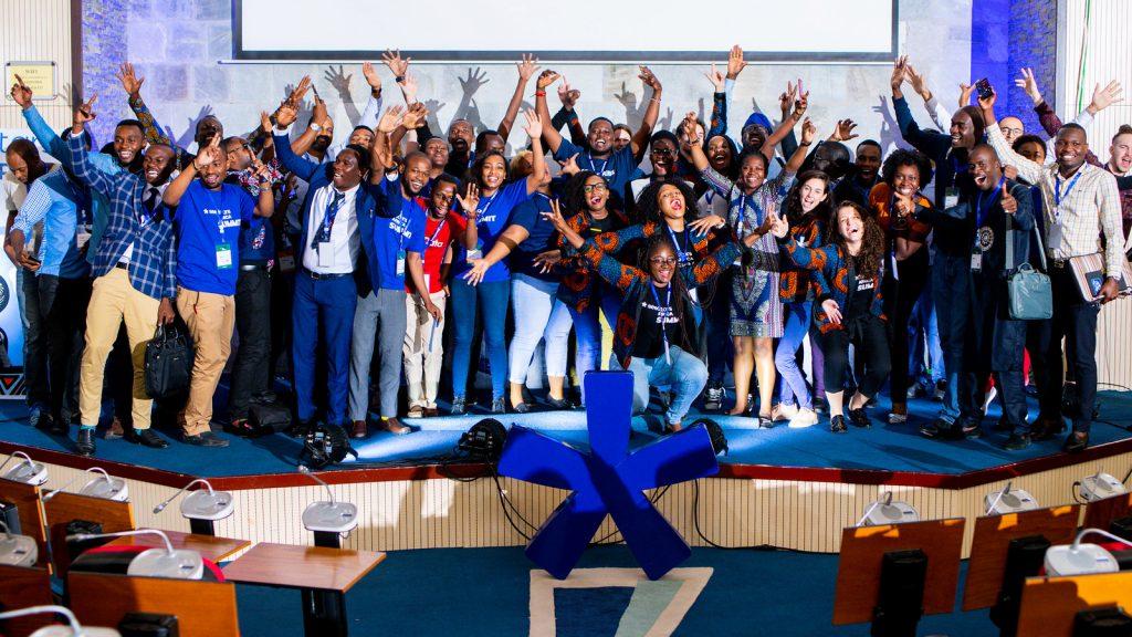 Featured image: Participants at last year's Seedstars Africa regional summit in Dar es Salaam, Tanzania (Supplied)