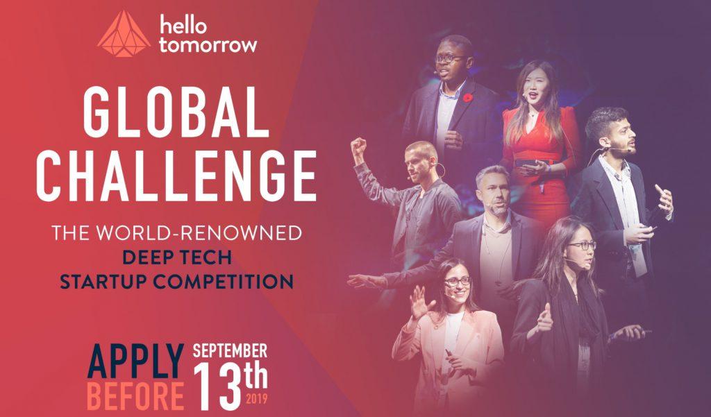 Featured image: Hello Tomorrow Global Challenge
