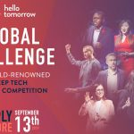Featured image: Hello Tomorrow Global Challenge