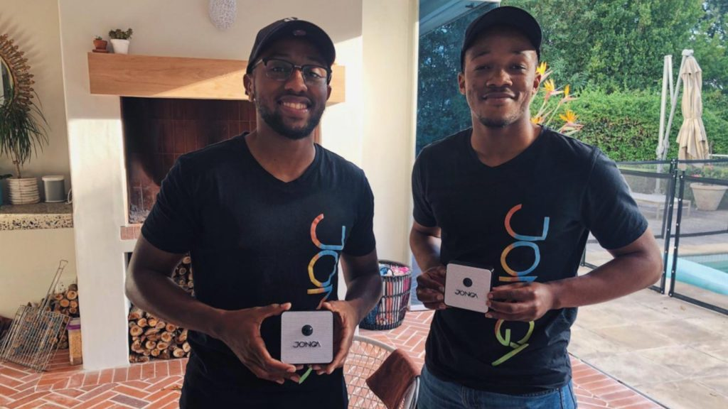 Featured image, left to right: Jonga co-founders Ntsako Mgiba and Ntando Shezi (LinkedIn)